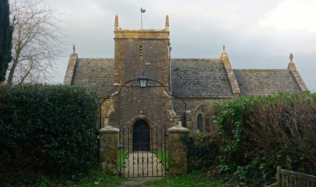 St Andrew, West Chelborough