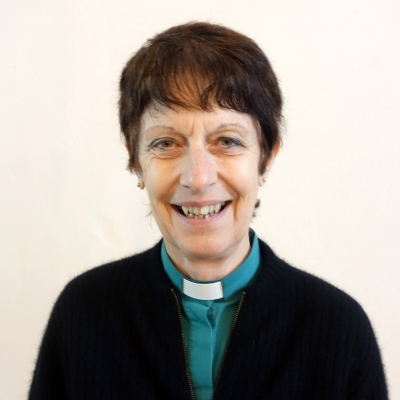 Linda Wilcock - Associate Priest